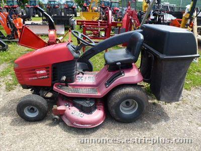 vendre saint andr tracteur pelouse toro wheel horse 16 44hxl annonce 168200. Black Bedroom Furniture Sets. Home Design Ideas