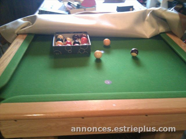 À Vendre à Laval : Table de Billard Ardoise Brunswick 3 1/2 ...