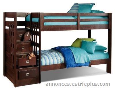 vendre trois rivi res lit superpos berkeley annonce 239623 petites annonces class es. Black Bedroom Furniture Sets. Home Design Ideas