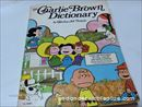CHARLIE BROWN DICTIONARY BY CHARLES M. SCHULZ